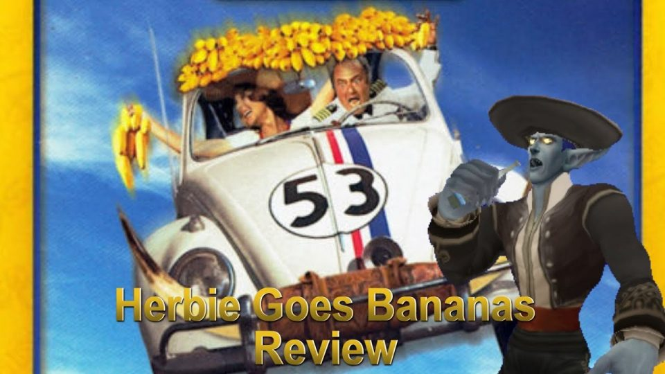 Media Hunter - Herbie Movie Derby: Herbie Goes Bananas Review