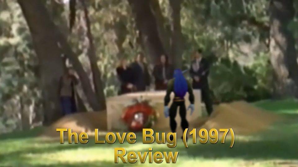 Media Hunter - Herbie Movie Derby: The Love Bug (1997) Review