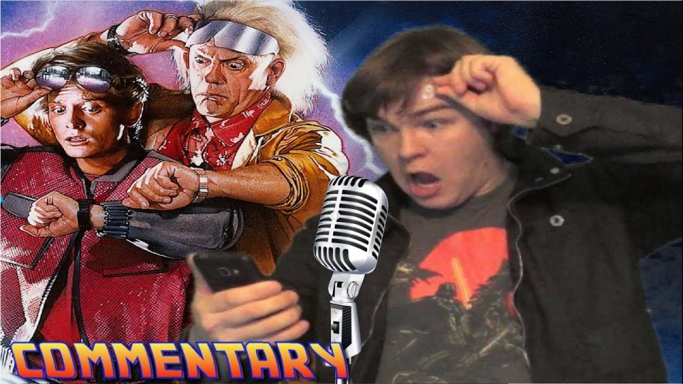 AUDIO COMMENTARY - Top 10 Timeless Back To The Future Moments - BIGJACKFILMS REVIEW