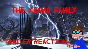THE ADAMS FAMILY – Trailer Reaction Video – MATTHEW LAMONT