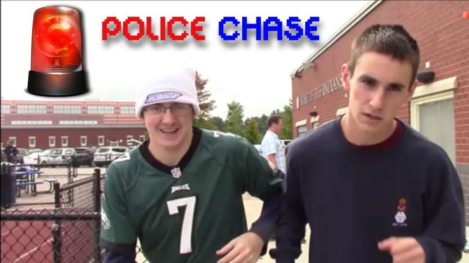 """""""The Police Chase"""" - Unreleased Short"""