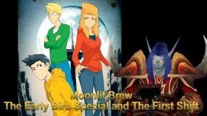 Media Hunter – Moonlit Brew: The Early Bird Special And The First Shift Review