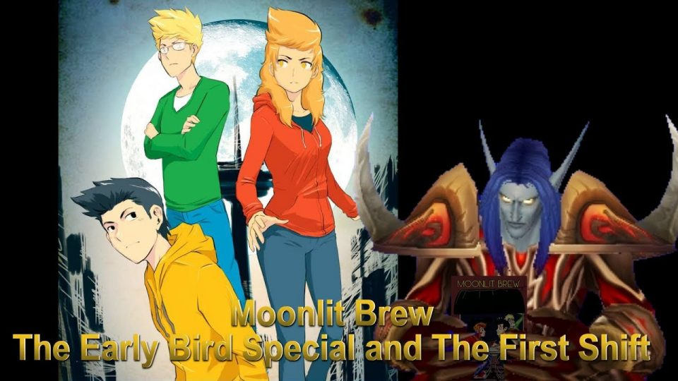 Media Hunter - Moonlit Brew: The Early Bird Special and The First Shift Review