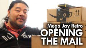 Mega Jay Retro – Opening My Mail – April 2019