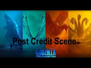 Godzilla: King Of The Monsters – Post Credit Scene Discussion – Setting Up The Monsterverse – JTISREBORN