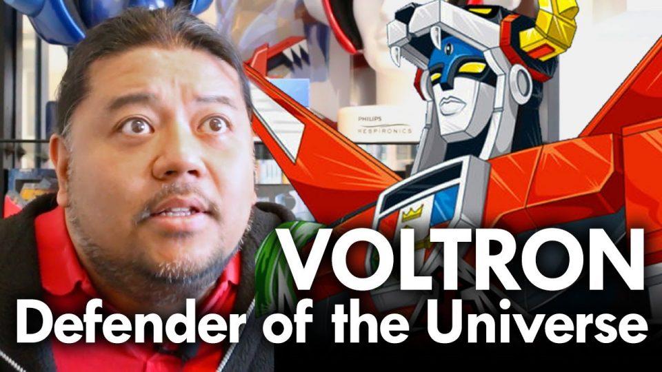 Voltron Defender of the Universe 1984 Episode 1 -  Mega Jay Retro Review #voltron #voltron1984