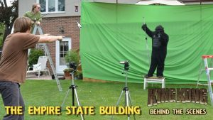 28. THE EMPIRE STATE BUILDING – King Kong (2016) Fan Film – BEHIND THE SCENES