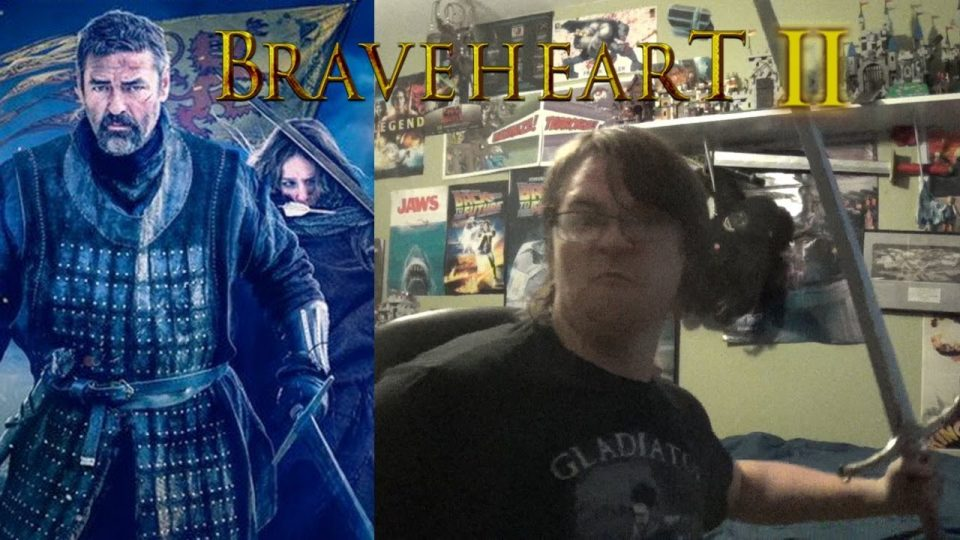BRAVEHEART II: ROBERT THE BRUCE - Trailer Reaction!
