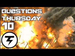 Explosive Horses with Mustaches – Questions Thursday # 10 – Dr. Terawatt