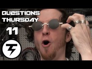 FOUR. REGULAR. MEN. Questions Thursday 11 – Dr. Terawatt