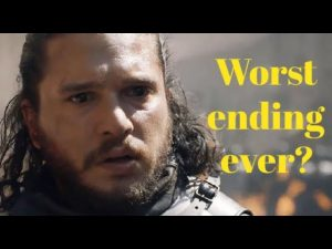 Game of Thrones Season 8 – An Expected Disaster! RICEDUKE