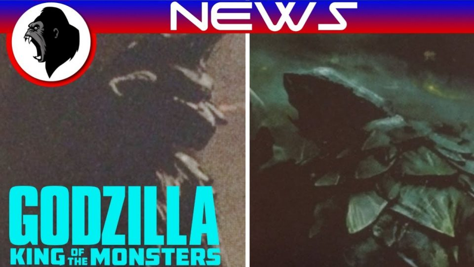 """MonsterVerse Gamera and Gigan Art Revealed!? 