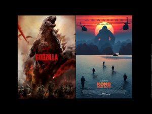 Godzilla Rewatch: Godzilla (2014) / Kong: Skull Island