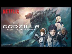 Godzilla Rewatch: Godzilla: Planet Of Monsters – JTISREBORN
