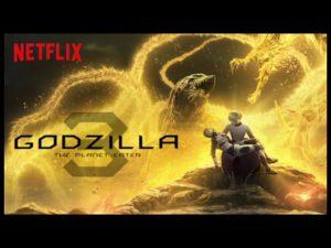 Godzilla Rewatch: Godzilla: The Planet Eater – JTISREBORN
