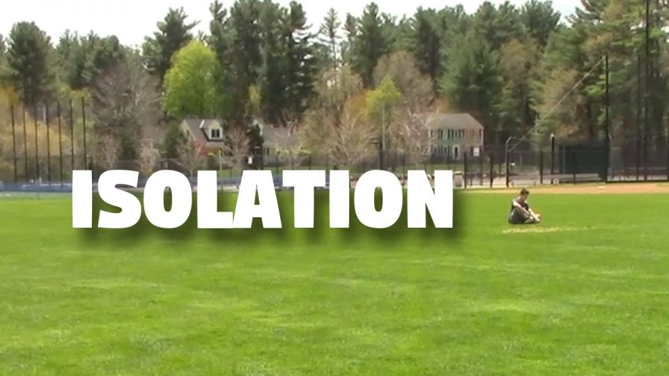 """""""ISOLATION"""" - One Word Video Project"""