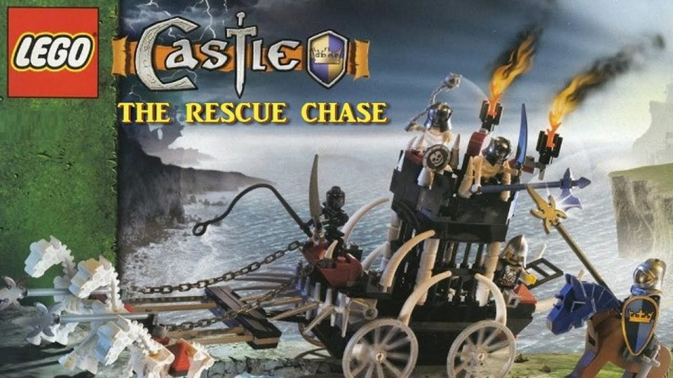 LEGO Castle - Chapter V: The Rescue Chase