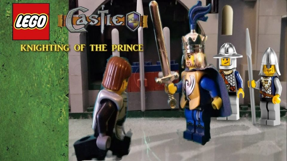 LEGO Castle - Chapter VII:  Knighting Of The Prince