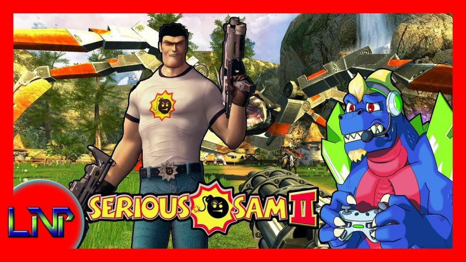 Let's Not Play Serious Sam 2