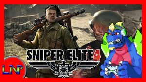 Let's Not Play Sniper Elite 4 – CHRIS KAIZEN