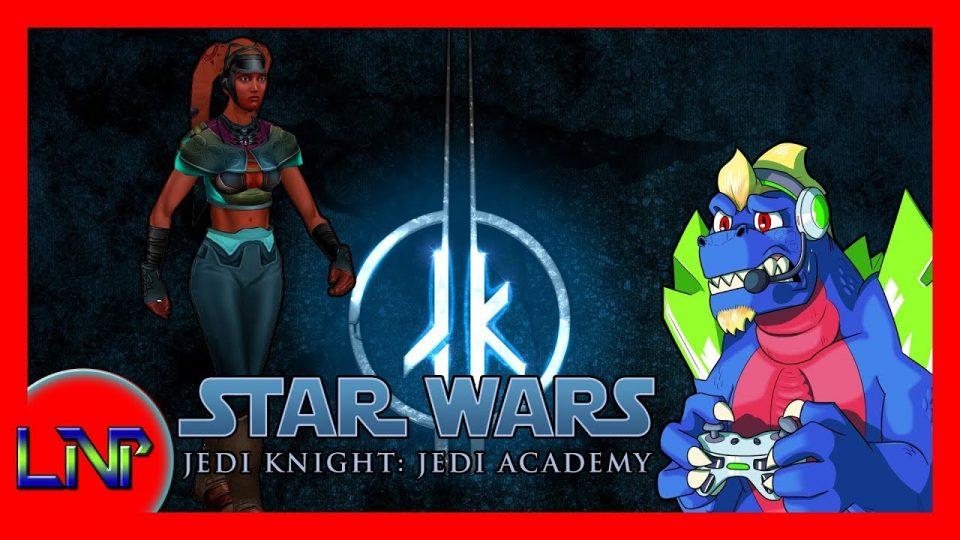 Let's Not Play Star Wars Jedi Knight: Jedi Academy