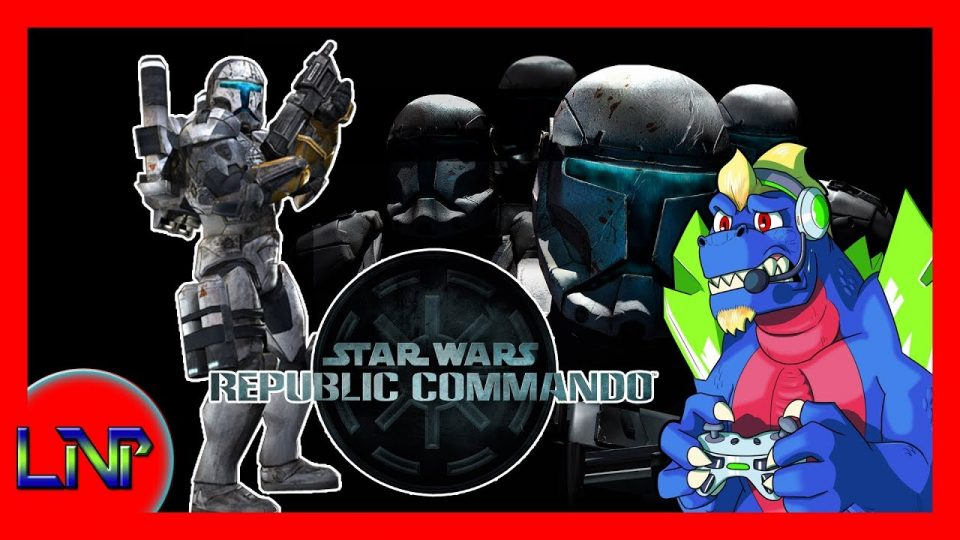 Let's Not Play Star Wars Republic Commando
