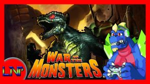 Let's Not Play War Of The Monsters – CHRIS KAIZEN