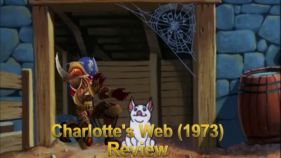 Media Hunter - Charlotte's Web (1973) Review
