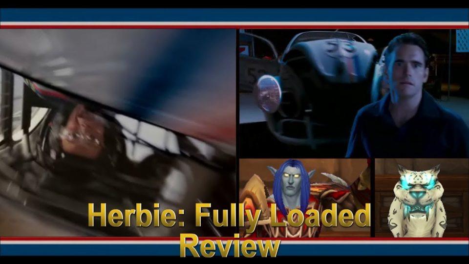 Media Hunter - Herbie Movie Derby: Herbie - Fully Loaded Review