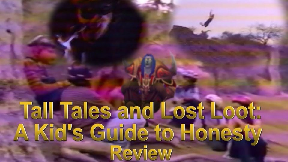 Media Hunter - Tall Tales and Lost Loot: A Kid's Guide to Honesty Review