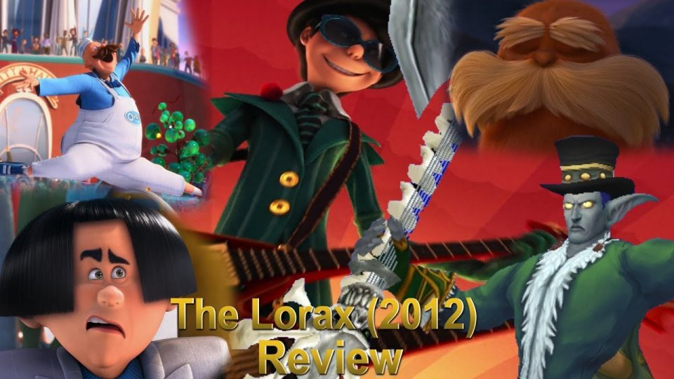 Media Hunter - The Lorax (2012) Review