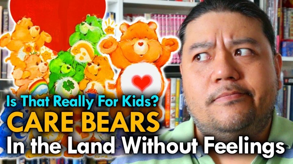 Care Bears In the Land Without Feelings - Mega Jay Retro Review #carebears #80scartoon