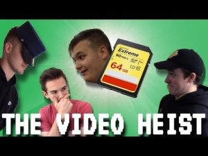 "Smitty and Slim's ""THE VIDEO HEIST"" – Short Film Comedy"