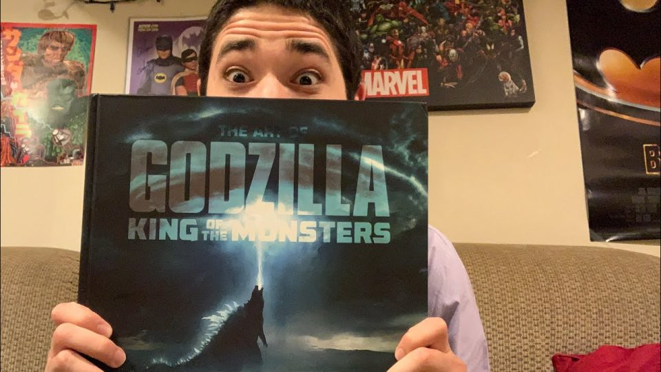 The Art of Godzilla King of the Monsters Initial Impressions