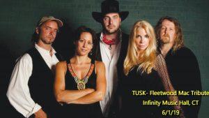 TUSK – A Tribute To Fleetwood Mac- EQUUS21
