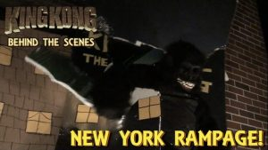 29. NEW YORK RAMPAGE! King Kong (2016) Fan Film – BEHIND THE SCENES