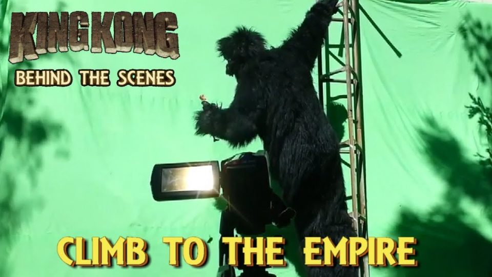30. CLIMB TO THE EMPIRE - King Kong (2016) Fan Film - BEHIND THE SCENES