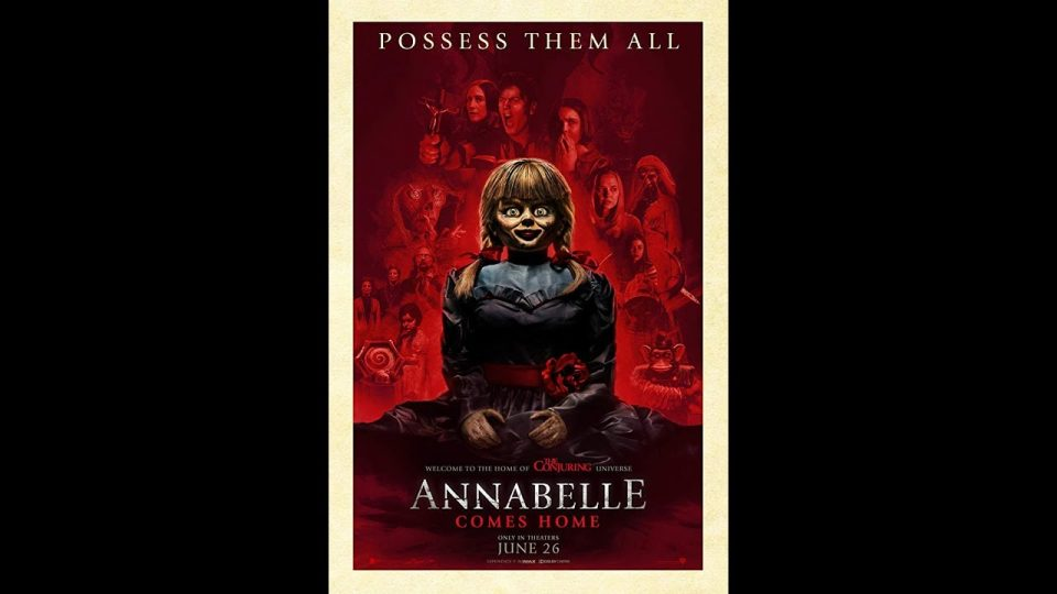 After the Movie: Annabelle Comes Home Review