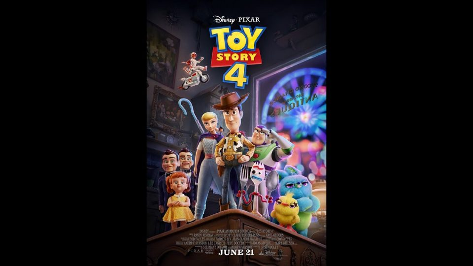 After the Movie: Toy Story 4 Review