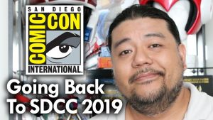 Going Back to San Diego Comic Con 2019 – Mega Jay Retro
