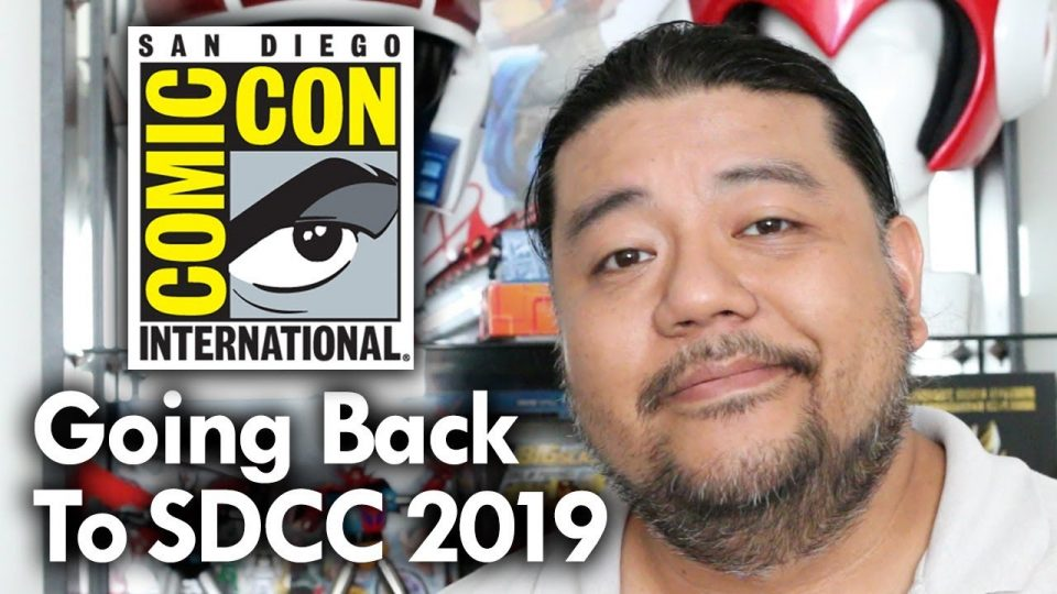 Going Back to San Diego Comic Con SDCC 2019 - Mega Jay Retro #sdcc2019 #comiccon