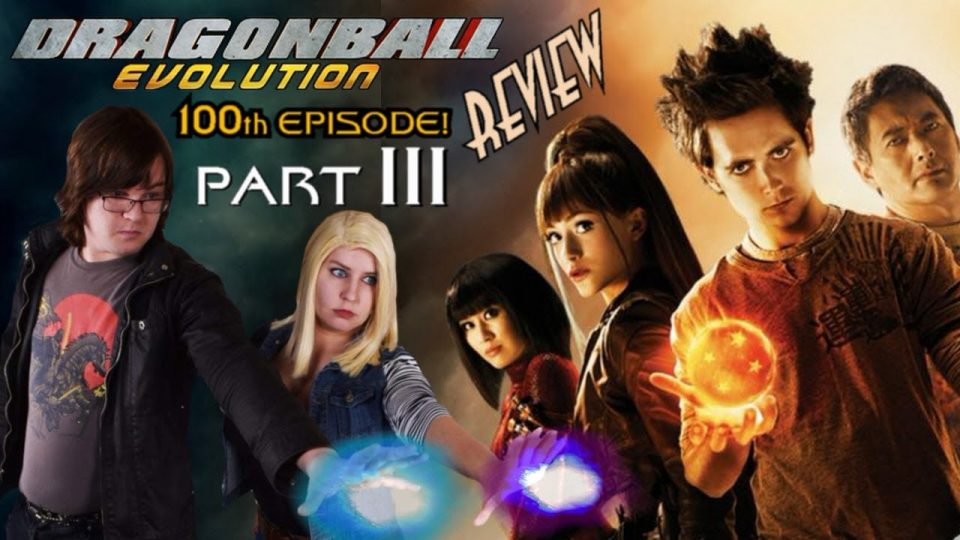 Dragonball: Evolution (2009) PART 3 - BIGJACKFILMS REVIEW (100th EPISODE)