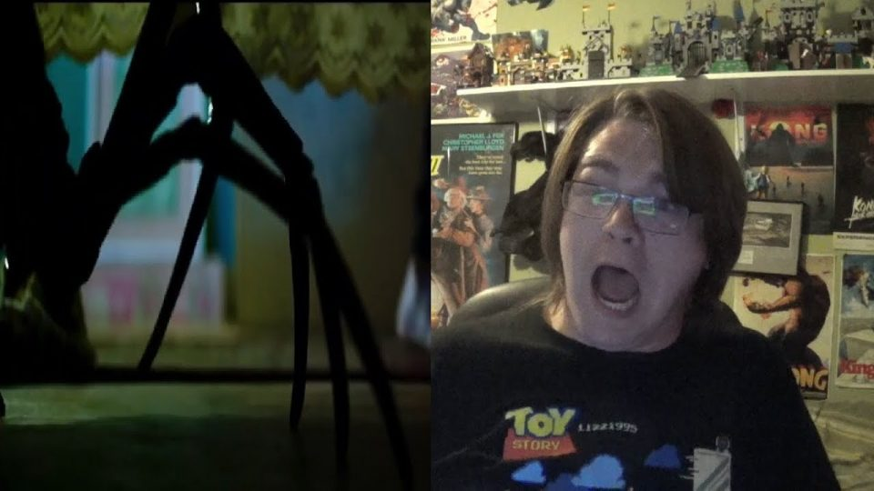 ITSY BITSY - Trailer Reaction!