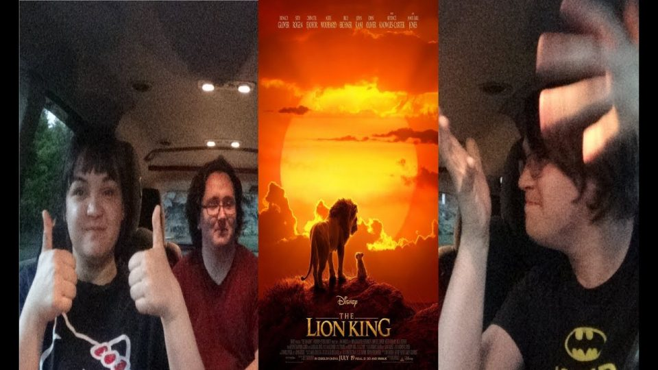 Opening Night - THE LION KING (2019)