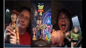Opening Night – TOY STORY 4