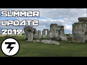 Summer Update! (2019) – Dr. Terawatt