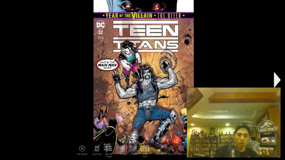 Teen Titans (2016-) #32 Review