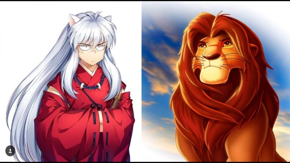 What If InuYasha Was Simba? The Lion King 25th Anniversary - BIGJACKFILMS REVIEW PREVIEW