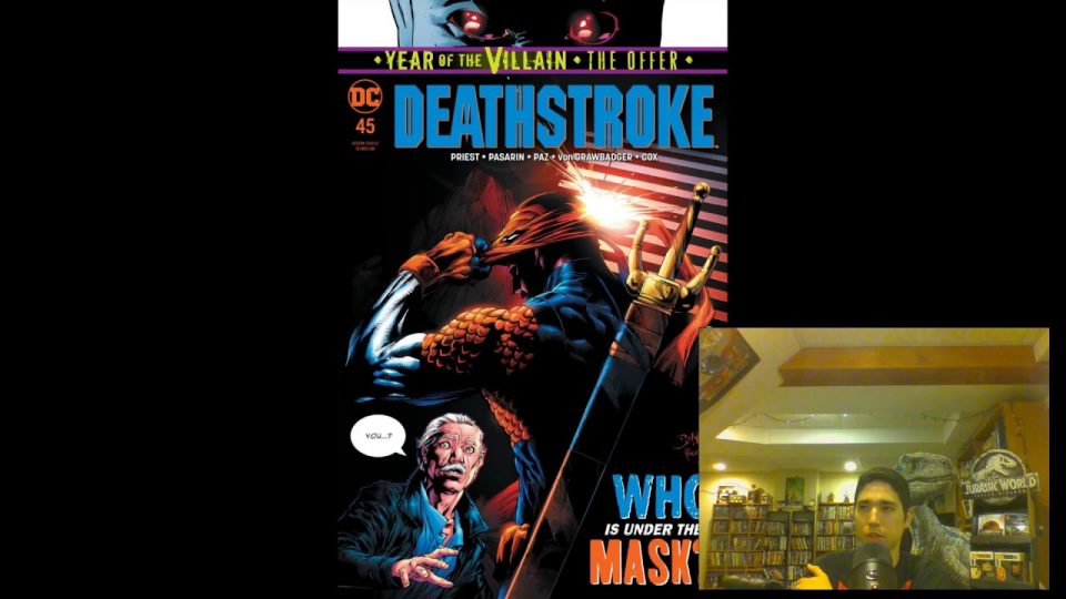 Deathstroke (2016-) #45 Review