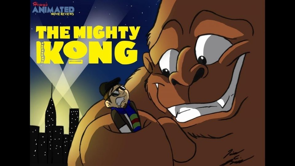 Hewy's Animated Movie Reviews #65 The Mighty Kong (YouTube Edition)